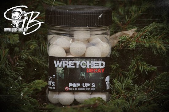Wretched Decay Pop Ups